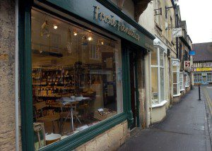 Old Shop in Winchcombe
